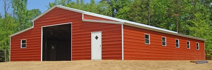 Great prices on prefab metal buildings free delivery of steel