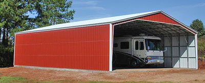 metal rv carport pennsylvania car port pa