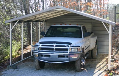 Buy a Sturdy, Amish-Built Prefab Garage at a Great Price | Custom Premade Garages From Skilled ...