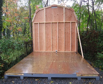 wood storage shed kits save on an amish built wood storage shed