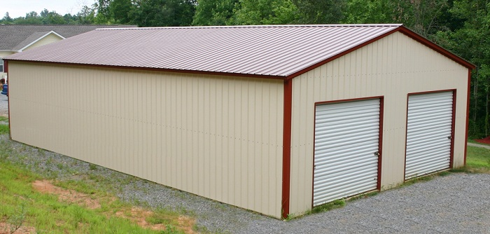 Ky metal buildings from alan 39 s factory outlet great prices for 3 bay garage cost