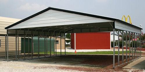 triple wide carports florida