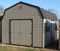 vinyl amish sheds for sale