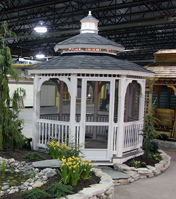 vinyl gazebo kits usa