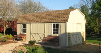 modular wood storage sheds for sale