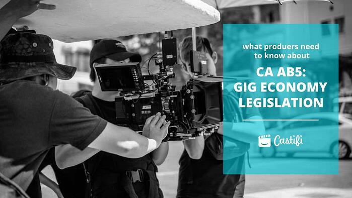 What Producers Need to Know AboutCalifornia AB5