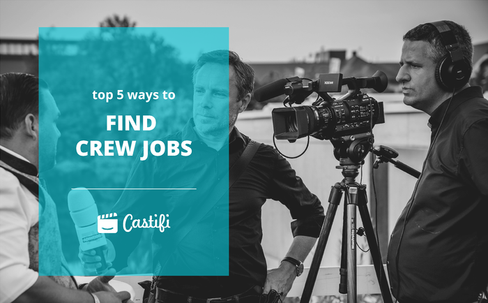 Top 5 Ways to Find Crew Jobs