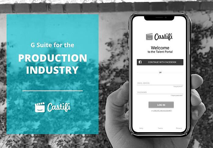 Castifi: The G Suite for Production Companies