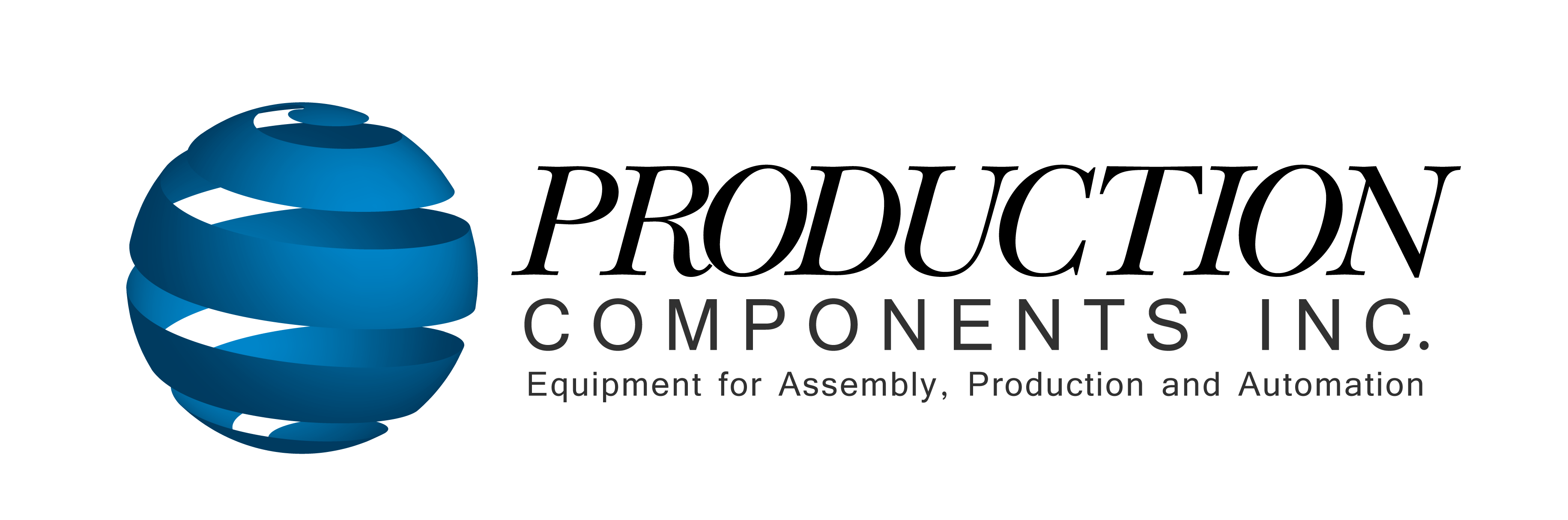 Production Components Extended Logo
