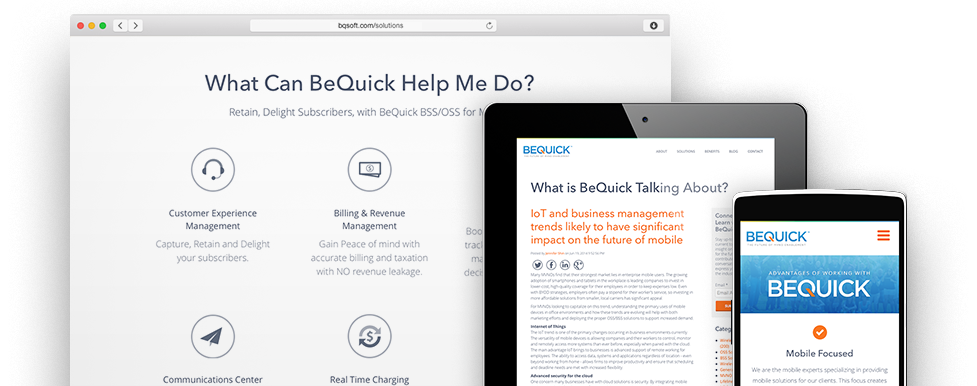 Connect And Learn With BeQuick