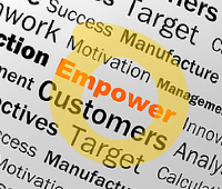 Empowering the Customer