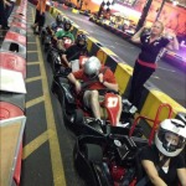 BeQuick Team Building Race Cars 2012