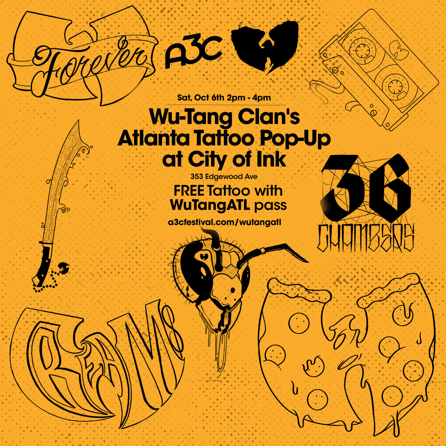 WuTangATL - City of Ink