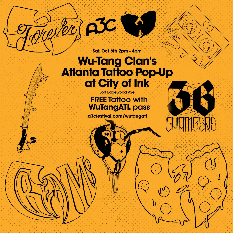 WuTangATL - City of Ink
