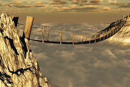 chasm bridge with clouds 270x180