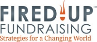 Fired-Up Fundraising logo