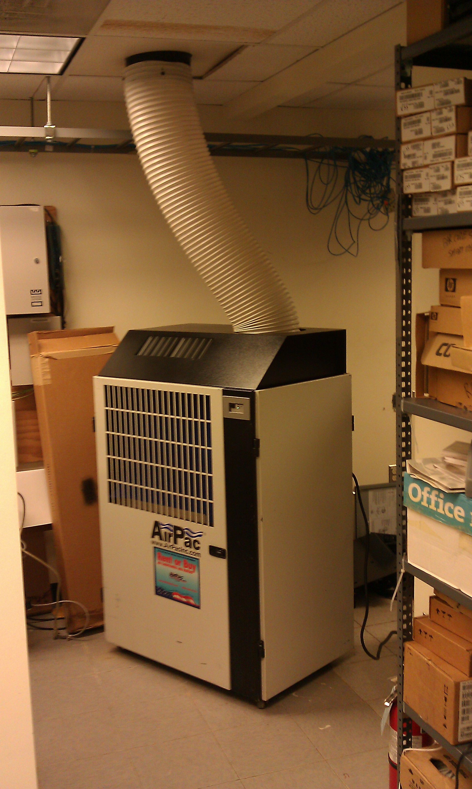 Portable Air Conditioner Low Cost Cooling Option For