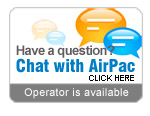Chat with AirPac