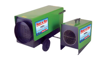 Electric Heater Rentals