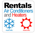Air Condioner Rental