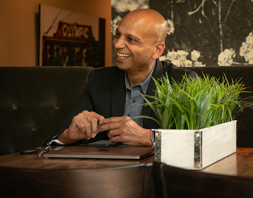 Idaho Business Out Loud interview: Jeet Kumar, founder of In Time Tec