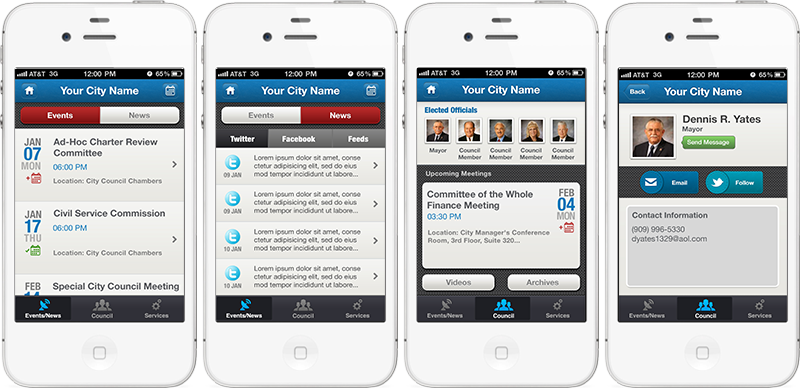 City_Access_Mobile_Apps