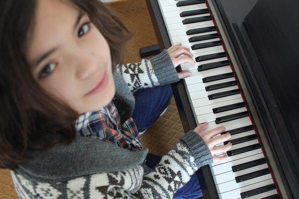 Benefits of playing keyboard