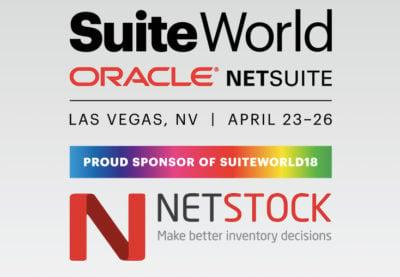 Visit NETSTOCK at Suiteworld 2018