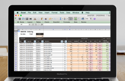 The hidden costs of using spreadsheets to plan your inventory