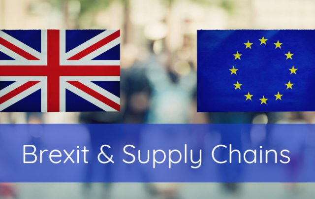 Brexit's effect on supply chains