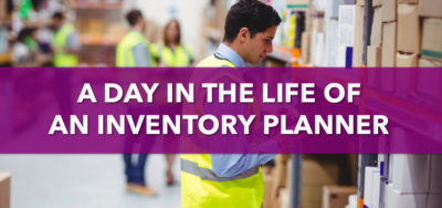 A day in the life of an inventory planner