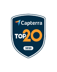 capterra badgex2