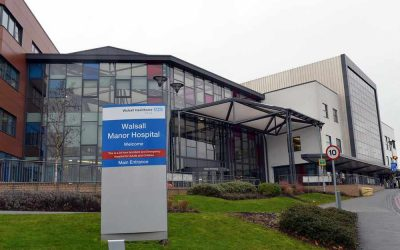 Building on Success: The Distraction Therapy – Library Service at Walsall The Manor Hospital