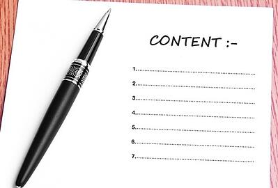5 Categories to Include in Your Content Audit
