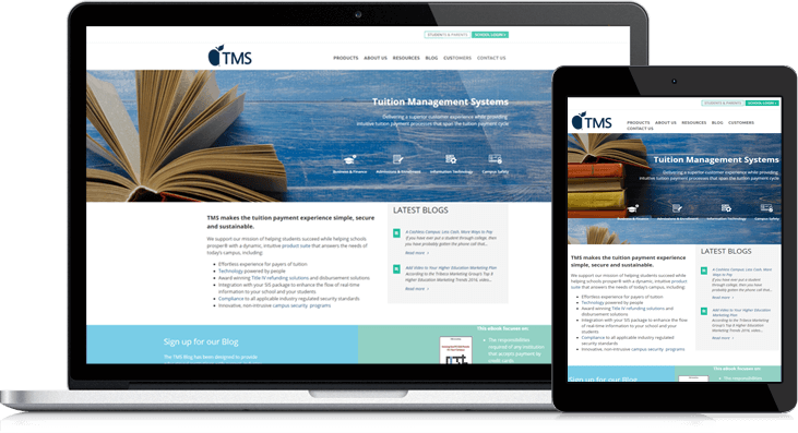 Revamped Tuition Management Site Pays off with Enhanced User Experience