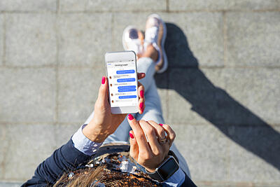 Incorporating SMS Into Your B2B's Inbound Strategy