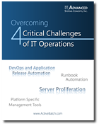 4 Critical Challenges of IT Operations