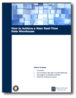 F  Vanessa Sales and Marketing ActiveBatch Byline How to Achieve a Near Real Time Data Warehouse Thumbnail