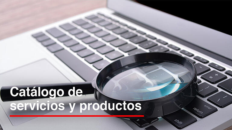 No te compliques con las claves de productos y servicios.