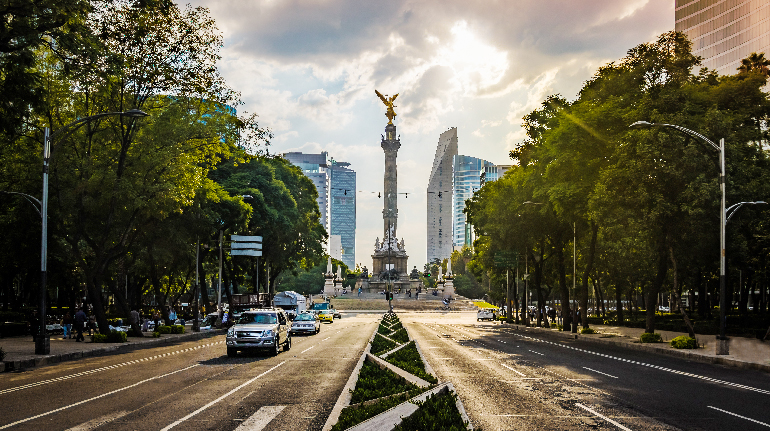 Referencias a Ciudad de México