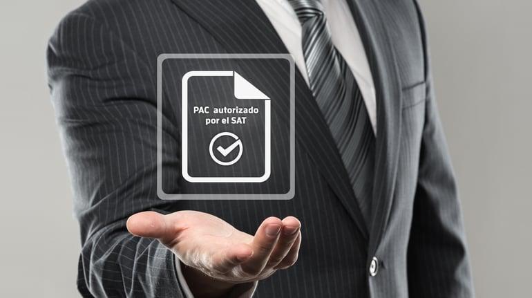 ¿Sabes si tu proveedor de factura electrónica es una empresa PAC acreditada por el SAT?