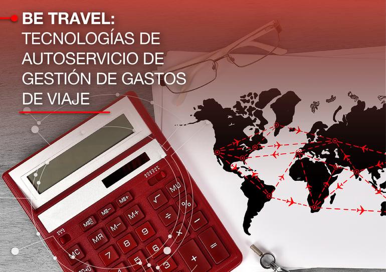 Tecnologías para autoservicio de gestión de viajes