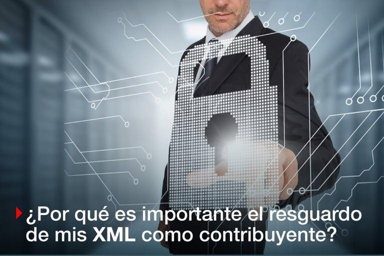 Estas obligado a conservar tus XML, ¿lo sabías?