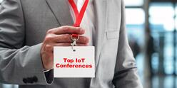 16 of the Best IoT Conferences in 2016