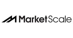 MarketScale black logo