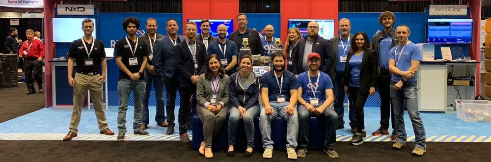 IoT Tech Expo 2018 Team