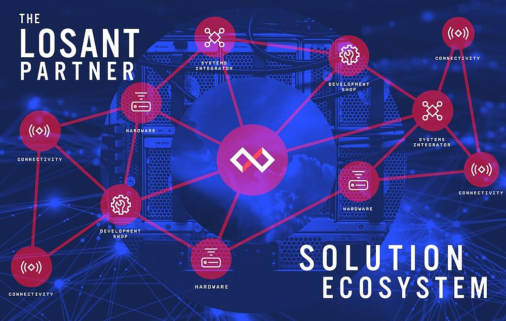 The Losant Partner Solution Ecosystem