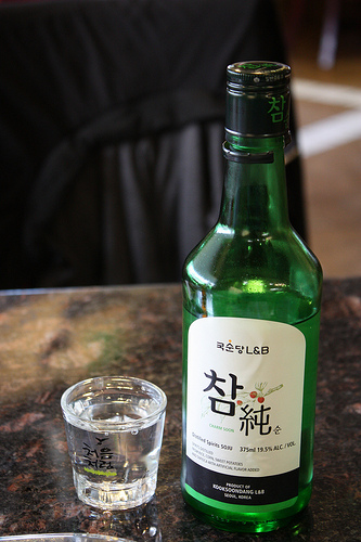 Jinro Soju – the best selling liquor in the WORLD | Grape Expectations