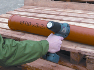 Hand Held Inkjet Markers - A Mobile Direct Part Marking Solution