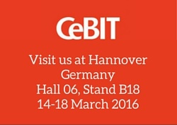 Visit e-Zest Solutions at CeBIT Hannover Germany 2016